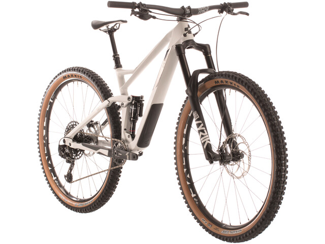 Cube Stereo 150 C:62 Race grey/carbon